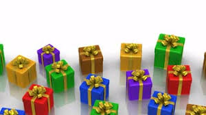 animated gift boxes motion background videoblocks