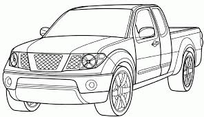 Color Truck Cute Coloring Coloring Truck Pages