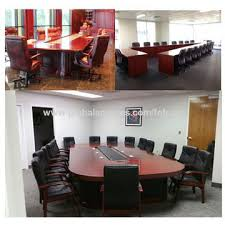 Unique Conference Tables China Unique Double U Shaped Conference Table 32 Seater Mahogany