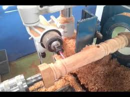 automatic cnc wood turning copy lathe machine for sale buy cnc