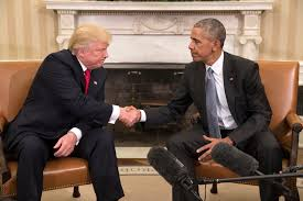 here u0027s president obama and donald trump in the oval office