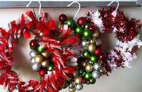 diy coat hanger christmas wreath young catholic mums young