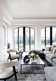 this living room in melbourne u0027s south yarra is elegant stylish