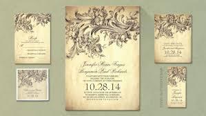 vintage style wedding invitations vintage wedding wedding invitations by jinaiji page 2