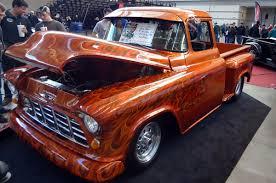 Classic Chevy Trucks 1956 - 1956 chevy pickup bruce harvey pro comp custom