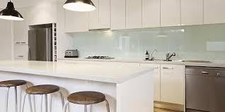 White Kitchen Glass Backsplash Glass Splashbacks Kitchen Splashbacks Obrien Glass With Regard To