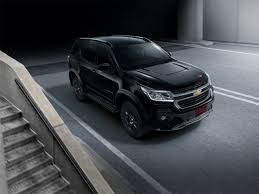 chevrolet trailblazer 2017 chevrolet trailblazer z71 bows at big motor sale 2017 in thailand