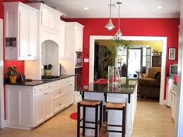 kitchen color with white cabinets red kitchen white cabinets red wall kitchen colors with white