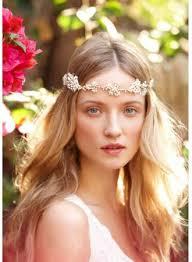 bohemian hair accessories sparkly bohemian boho style princess bridal headpiece