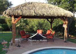 diy fresh diy thatched roof gazebo home interior design simple