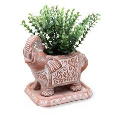 buy elephant herb planter online oxfam shop