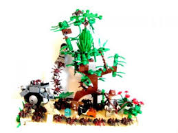 indiana jones attack of the ants a lego creation by joshua