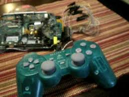 how to wire a psp to a ps1 or ps2 controller youtube