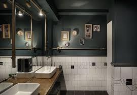 restaurant bathroom design strange horse cheval bar and restaurant in thessaloniki by