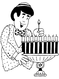 happy hanukkah coloring pages getcoloringpages com