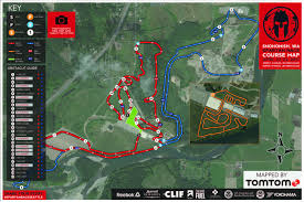 Seattle Map by Seattle Course Map Spartanrace