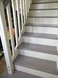 Peindre Escalier Beton Interieur by Escalier En Bois Peint