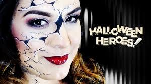 Makeup Tutorial Halloween by Napoleon Perdis Makeup Tutorial Halloween Shattered Elegance