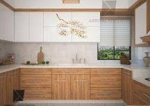 Modern Wooden Kitchen Cabinets Amusant Modern Wood Kitchen Cabinets Gorgeous Inseltage Info