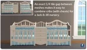 Cribs With Changing Tables Attached White Crib With Changing Table Attached Home Design Ideas And
