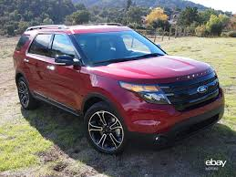 Ford Explorer Sport - review 2013 ford explorer sport ebay motors blog