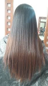 hair rebonding at home how to rebond your hair at home review on matrix rebonding kit