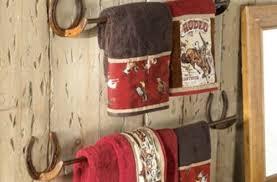 cowboy bathroom ideas attractive cowboy 3 bath accessories set