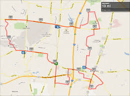 Bridges Of Madison County Map Local Running Routes Fleet Feet Cincy
