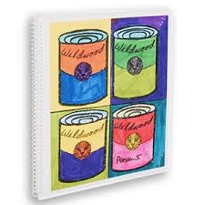 personalized sketchbook products art to remember