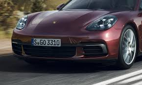 porsche car panamera 2018 porsche panamera first drive review autonxt