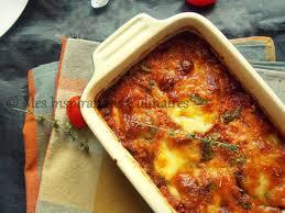 cuisine des aubergines gratin d aubergines à la mozzarella le cuisine de samar