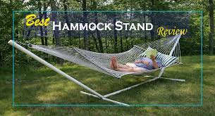 best hammock stand buying guide u0026 review u2013 hiking camping guide