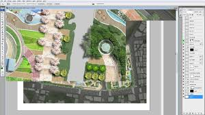 1차 배치도 강좌 1부 site plan tutorial compositing in photoshop