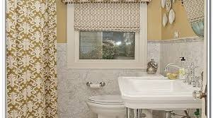 Small Bathroom Window Curtains Curtains In Bathroom Windows Beautiful Tips Ideas For Choosing