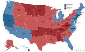 Map Of America Alaska by What If America U2013 Maps By Neil Freeman