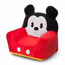 Mickey Mouse Fold Out Sofa Mickey Mouse Chair Ebay
