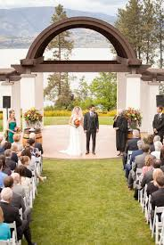 wedding arch kelowna seating at bottega in kelowna something borrowed something