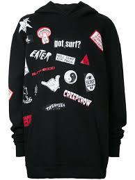 hoodie designer ex infinitas surf sticker hoodie black designer style id