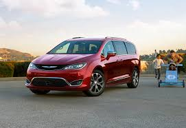 minivans chrysler pacifica u0026 dodge grand caravan