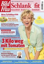 Bild Der Frau Frisuren by Bild Der Frau Schlank Fit August September 2016