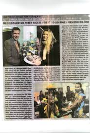 Bad Vilbeler Anzeiger Presse Peter Nickel