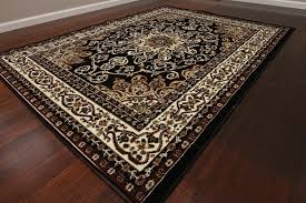 9x9 Area Rug by Amazon Com Generations 8023black Oriental Traditional Isfahan