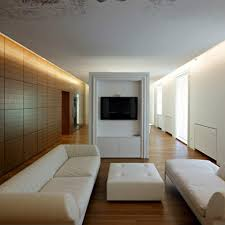 Living Room Design Long Room Indoor Apartment Living Room Interior Design With Long Sofa And