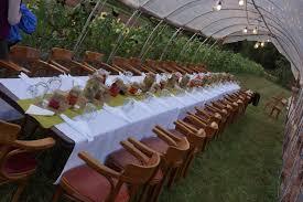 farm to table dinner battle creek gardens
