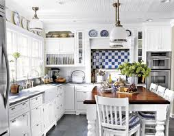 blue and white kitchen ideas 15 ways to add color to your kitchen kitchens plate racks and