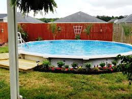 home design backyard ideas with above ground pools cottage kids