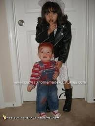 of chucky costume coolest baby chucky and of chucky costume