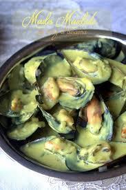 cuisiner des moules au vin blanc mouclade au curry sans vin recettes faciles recettes rapides de