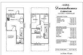 Small Cottage Plan Good House Plan 2 Storey Amusing Small Cottage Plans 2 Home