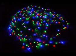 interesting decoration color lights time multi